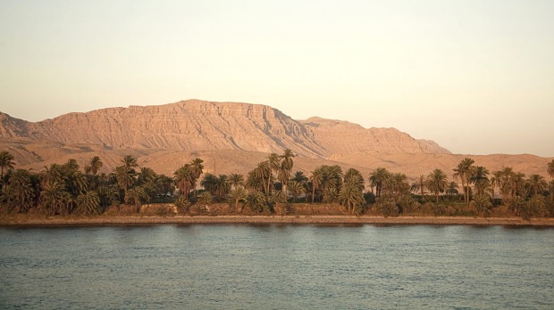 1. The Nile, Africa. Coursing through a dozen countries the Nile is the world's longest river.