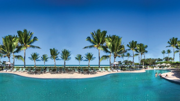 Perfect summer holiday: Grand Hyatt Nusa Dua.