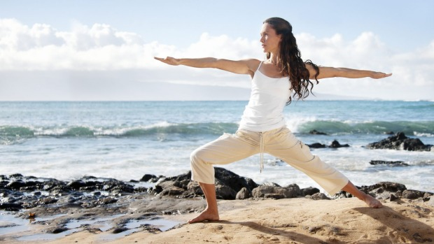 A yoga retreat is the perfect escape from the responsibilities and of motherhood.
