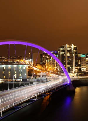 Finnieston Bridge, Glasgow.