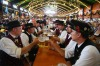 The 181st Oktoberfest will be open to the public from September 20 through October 5 and traditionally draws millions of ...
