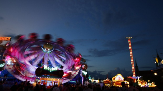 About a million people visited Oktoberfest, the world's largest festival, on its first weekend despite bad weather. The ...