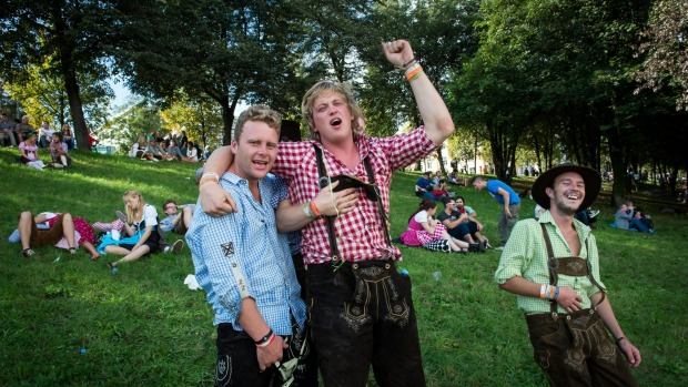 The 181st Oktoberfest will be open from September 20 through October 5 and traditionally draws millions of visitors from ...