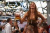 About a million people head to Oktoberfest, the world's largest festival, for its first weekend in Munich.