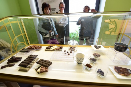 The museum will be one of the largest museum dedicated to chocolate's history.