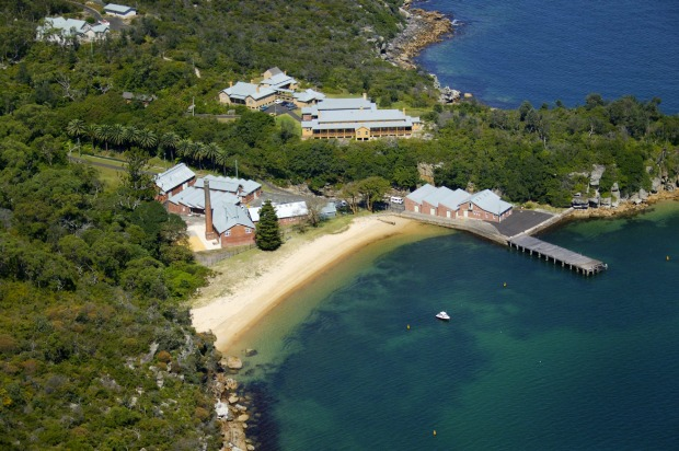 The Quarantine Station at North Head.