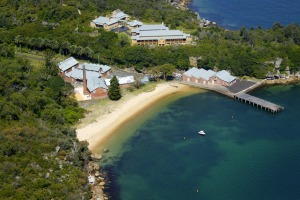 Brutal Past: The Quarantine Station at North Head.