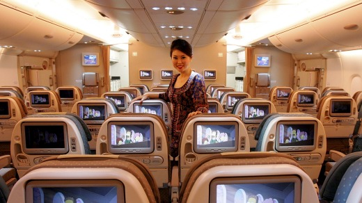Dollar deal: Singapore Airlines is offering a stopover in Singapore from $1 per person twinshare.