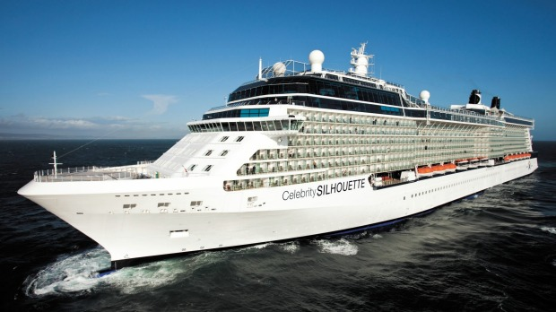 A world afloat: Celebrity Silhouette