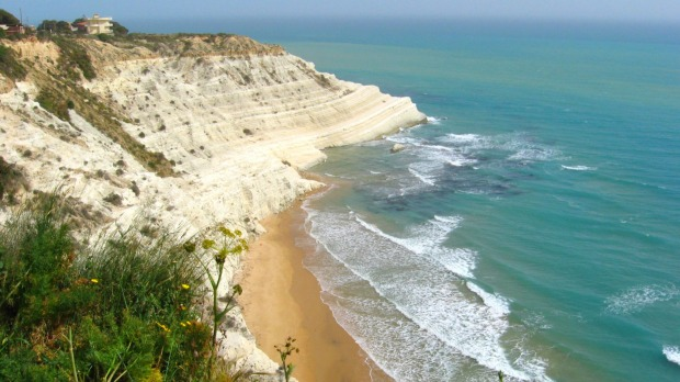 Scala Dei Turchi, Sicily: You won't get a better view of southern Sicily's strange, spectacular landscape anywhere else.