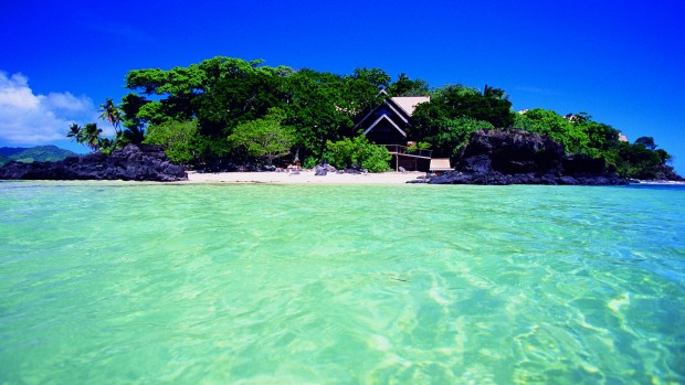 Royal Davui Island Resort, Fiji: It's all calm seas, fine dining and luxurious digs at this adults-only resort.