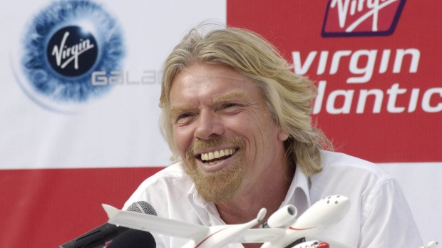 "Virgin boss Richard Branson said the deal would let the airline to ""prosper and grow"" in coming decades ""as I get a ..."