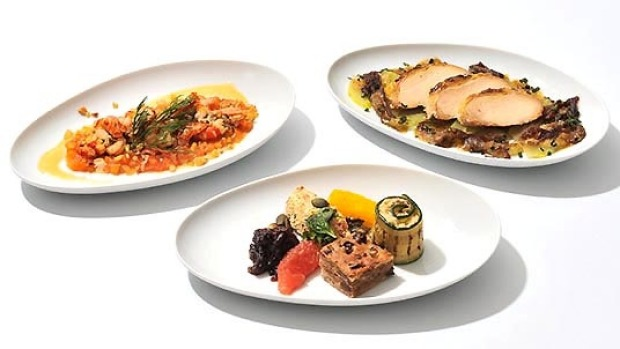 Fast, convenient, healthy: Air Food One meals are inspired by Business Class meals served on Lufthansa.