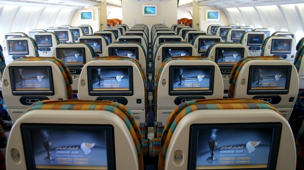Airline Review Oman Air Economy