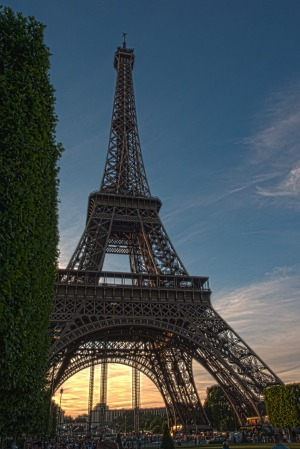 Paris - the city of romance, and the Eiffel Tower says Paris for everyone all over the world. We celebrated our 25th ...