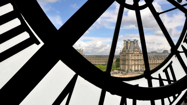 The Musee d'Orsay in Paris is a splendid reincarnation of a former railway station; now a world-class art gallery. This ...