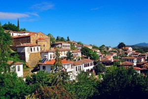 """The deceptively named but beautiful Sirince, a Turkish version of the Greek  Cirkince, or """"ugly"""", in Turkey."""