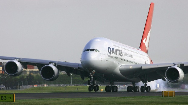 Qantas has put A380s, the world's largest passenger aircraft, on its Sydney-Dallas route, the world's longest non-stop ...