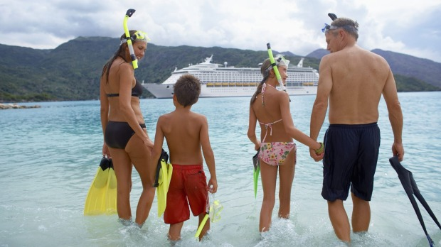 Fun for the family on and off your cruise ship.