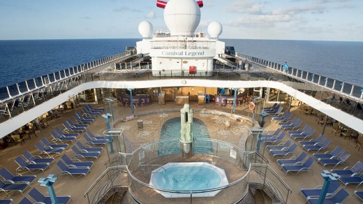 Cruising is the new way to holiday.