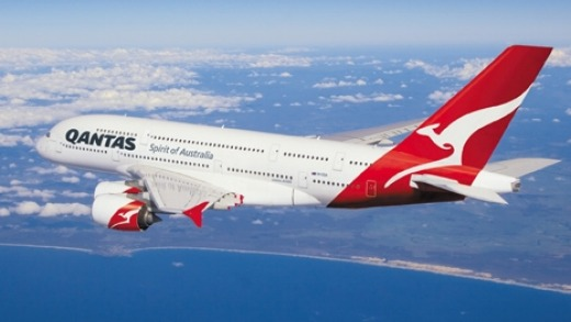 The Qantas frequent flyer program has more than 10 million members.