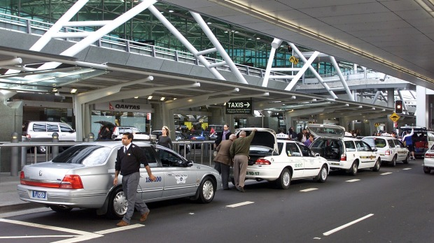 The ACCC took aim at Sydney and Melbourne airports in their report on Wednesday.