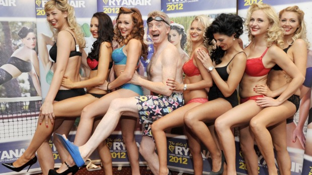 The UK's Advertising Standards Agency said Ryanair's advertisements featuring women in underwear to publicise the ...