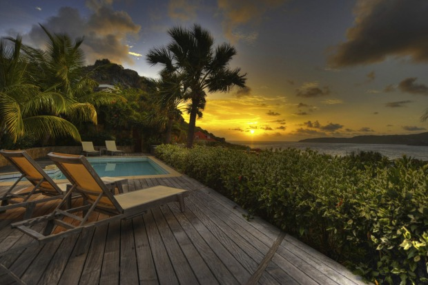 Saint Barthelemy: If ever the Côte d'Azur and the Caribbean were to interbred, it'd look a lot like St Barths. A tiny ...