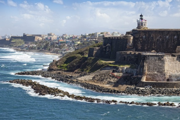 PUERTO RICO: San Juan – in particular the colonial-looking, rum bar-filled and fortress-flanked Old San Juan section – ...