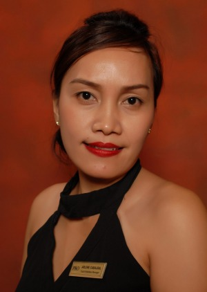 Arlene Cabalbal from the Pacific Jewel.