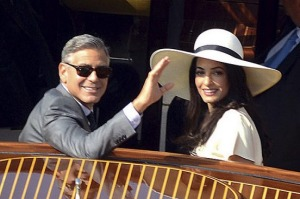 The wedding of George Clooney and Amal Alamuddin may have put Venice on the map, but this water-city has long been a ...