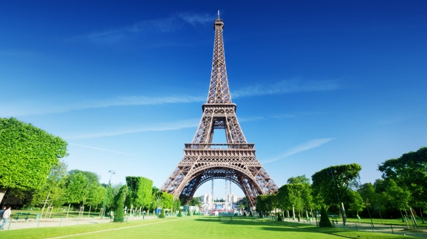 Get stuck into Europe: Topdeck's package tour includes France, Italy, Spain, Greece and Hungary.