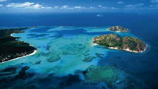 Lizard Island, Queensland.