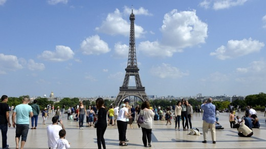 Paris's best-known landmark is expected to draw even more tourists with its new-look first floor.