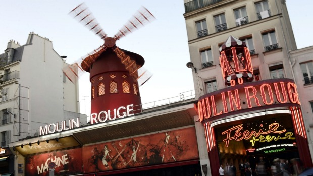 A cradle of French Cancan, immortalised by Toulouse Lautrecs paintings, the Moulin Rouge (the red windmill) is the ...