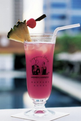 Singapore Sling: Originally a twist on a gin sling, this popular pink drink is now synonymous with Singapore and the ...
