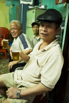 Bia hoi beer: Fast, fresh and cheap, what's not to love about the signature drink of the capital of Vietnam?