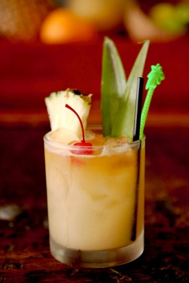 You can order a classic Mai Tai at the Tiki Ti in Los Angeles, but for some real fun step up to the bar and give the ...