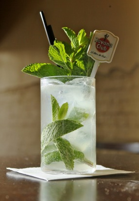 The classic Moijito: This world famous concoction was sipped by Hemingway, Churchill and Betty Grable at the landmark ...
