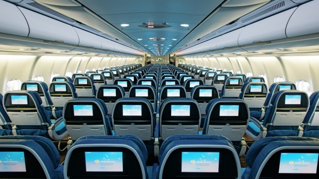 Airline review: Hawaiian Airlines economy class