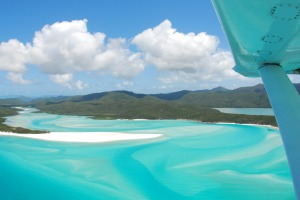 Whitsunday wonder.