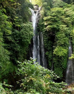 Spectacular: The Bedugal Waterfalls.