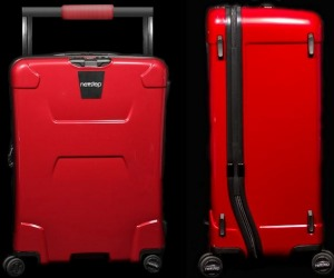 Improved travel experience: The neXstep luggage.