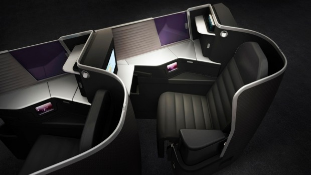 Virgin Australia's new business class is closer to first class but without the sky-high price tag, the airline promises.