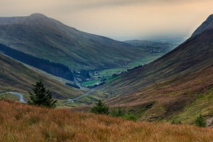 Uniquely Irish: Glengesh Pass in Donegal captures the essence and romance of rural Ireland.