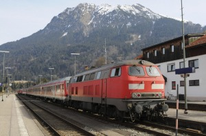 On line: Rail travel around Europe is more comfortable that by air.