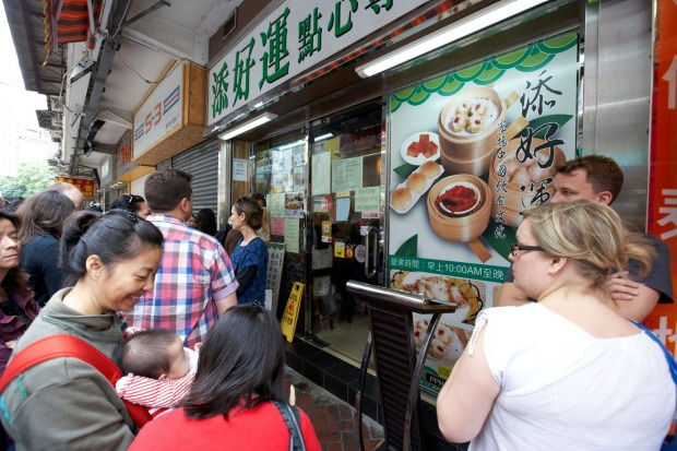 Ever since his original Hong Kong eatery gained a Michelin star and shot to worldwide fame with its delicious and ...