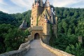 Incomparable: The entrance to a castle in Germany's Moselle River valley.