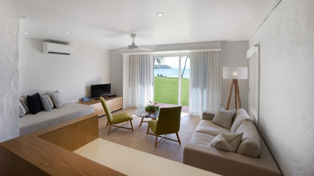 North Villa and Suite Lounge.