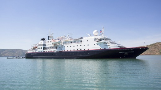 Silver Discoverer  has six trips planned to the popular Kimberley.